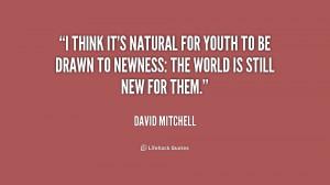 David Mitchell Quotes