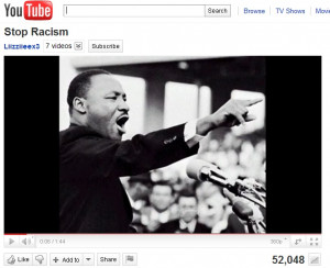 Anti Racism Quotes By Martin Luther King