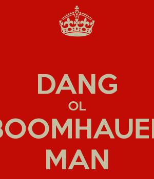 Boomhauer Meme Dang ol boomhauer man