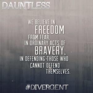 Dauntless Divergent Forum: