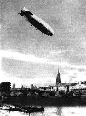 185521 Graf Zeppelin D Lz 127