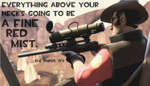 Tf2 Sniper Quotes Download ~ video games,Team Fortress 2,Sniper TF2 ...