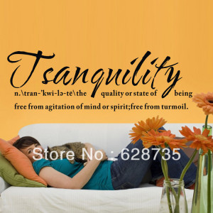 Cheap Tranquility Quotes