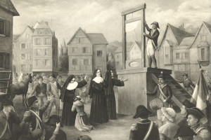 Memorial of the Carmelite Sisters of Compiegne