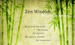 ... With The Wind – Zen Wisdom, Inspired By Nature — Mind Fuel Daily