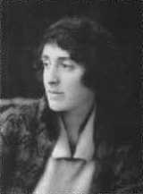 Hon. Victoria Mary Sackville-West Nicolson (Vita)