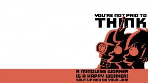 Futurama Funny Wallpaper 1600x900 Futurama, Funny, Job, Worker