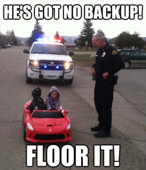 Police Meme