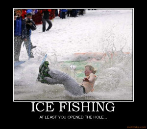 Ice Fishing Funny Quotes