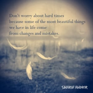 Strength during Hard Times Quotes