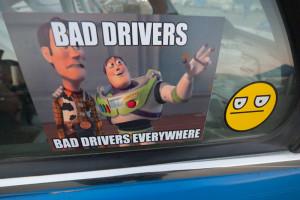 Bad Drivers - EVERYWHERE