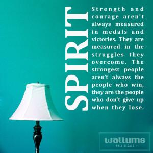 Team Spirit Quotes Of Survival Training