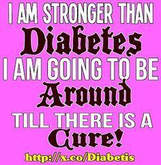 ... quotes for diabetics! #diabetes #diabetic #quotes #inspirational #cure