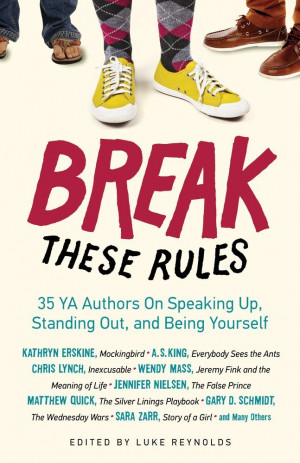 Raising Readers Monday: Breaking the Rules