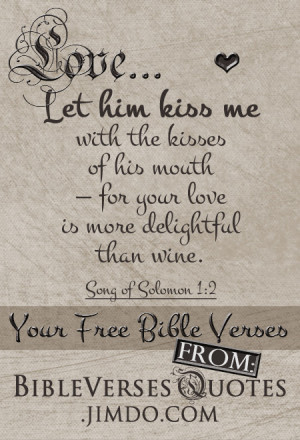 Get Free Bible Verses about Love from BibleVersesQuotes.jimdo.com