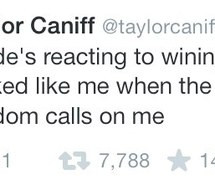 Taylor Caniff Quotes
