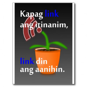Pinoy Funny Blogger Quotes Link...
