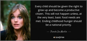 Best Pamela Sue Martin Quotes | A-Z Quotes