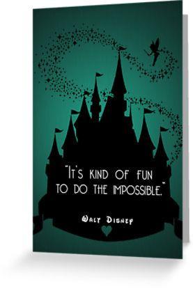 Disney Princess Castle Quote by tttechnicolors