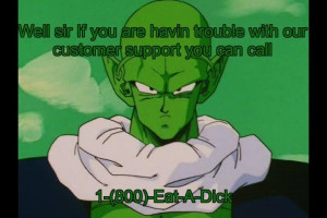 Dragon Ball Z Abridged Quotes