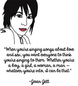 Joan Jett Quotes
