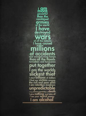 Alcohol Poem by BlackHug