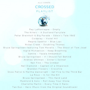 Music playlist for CROSSED by Ally Condie