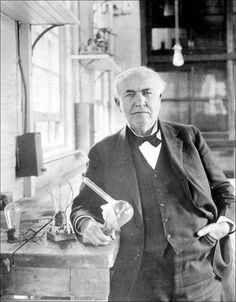 Thomas Edison More