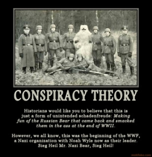 CONSPIRACY THEORY -