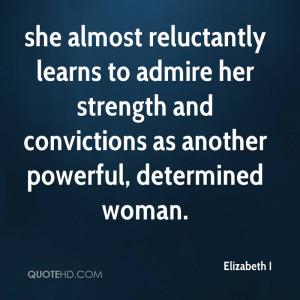 Elizabeth I Quotes