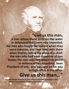 Want to know more about Sam Houston's presidential ambitions? This ...