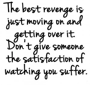 Funny Quotes Getting Over Someone