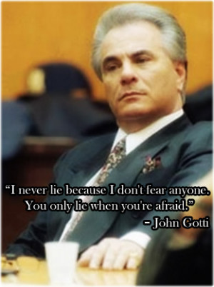 John Gotti Quotes John gotti. aka teflon don
