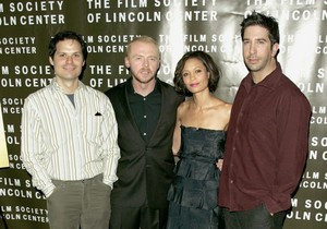 Writer Michael Ian Black Simon Pegg Thandie Newton and Director