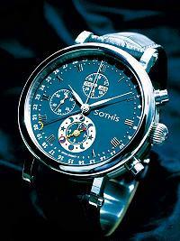 Sothis Uhren: Außergewöhnliche Chronographen in edlem Ambiente