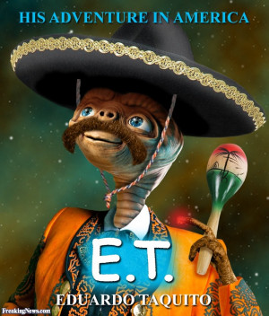 Funny Et's Pictures