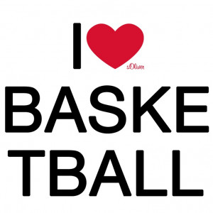 LOVE BASKETBALL and you? © s.Oliver / www.soliver.com