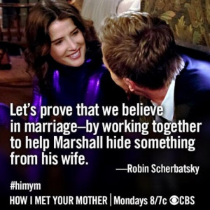 How I Met Your Mother' Season 9 Spoilers: Robin's Mother To Be ...
