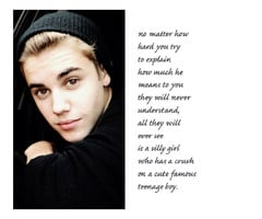 Justin Bieber Quotes About Beliebers