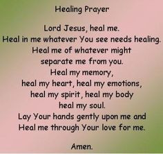 Jesus Daily Quotes Family | Most people today are looking for healing ...