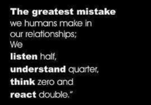 Equation for relationship failure
