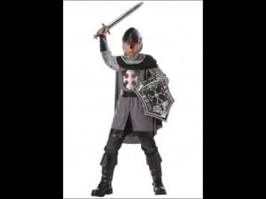 Dragon Slayer Boy's Costume