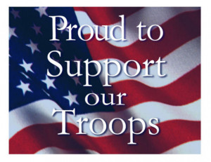 MSKC Salutes Our Troops This Independence Day