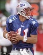 Drew Bledsoe 1993 Draft Pick