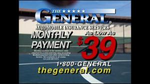 The General TV Spot, 'Slam Dunk' - Screenshot 9