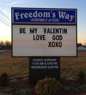 funny church signs 17 pics