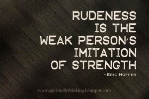Sad but true. Stop being rude to me to supposedly lift yourself up. It ...