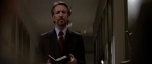Hans Gruber ( Alan Rickman )