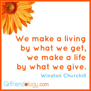 Share and inspire! And show some girlfriend gratitude for the amazing ...