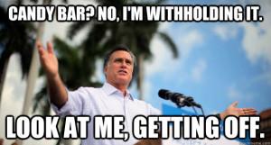 Mitt Romney + Lucille Bluth = genius